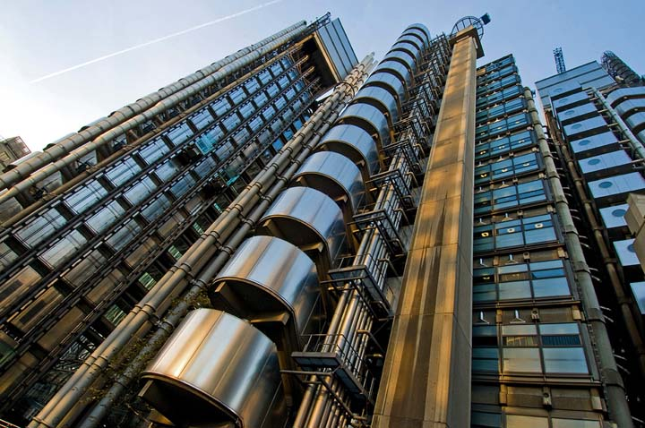 Lloyds Building 12 Leadenhall Street