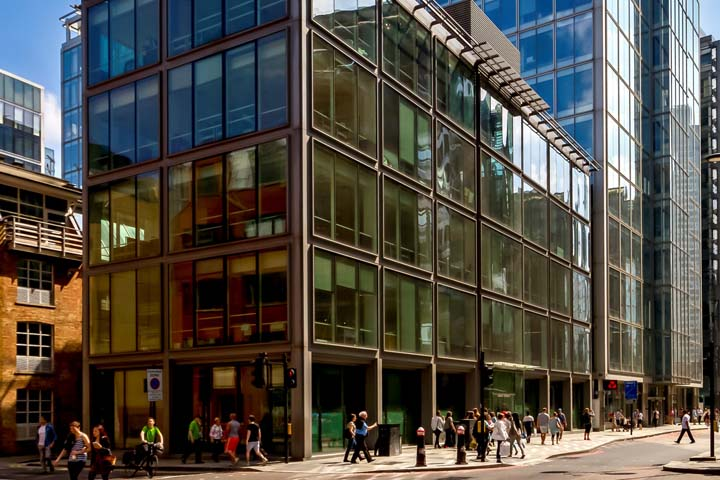 City Offices at 288 Bishopsgate