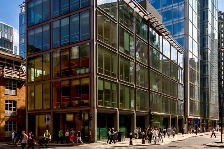 City Offices at 288 Bishopsgate
